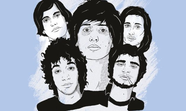 The Strokes Music Pill: homenaje en Siroco