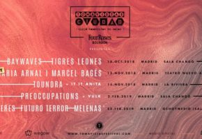 Tomavistas Ciudad 2019: conciertos de Mujeres, Preoccupations...