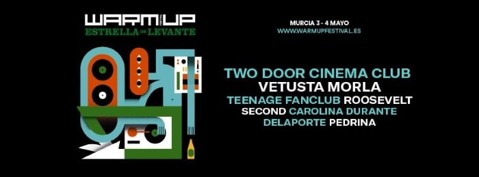 warm up murcia 2019 cartel