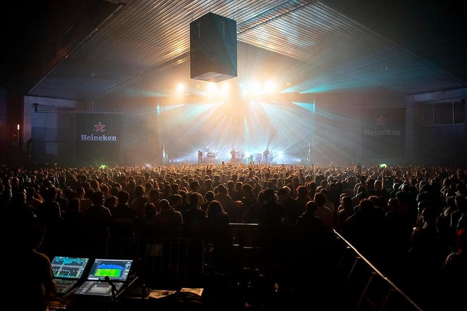 Crónica : BIME LIVE 2018 | La Alegría del Otoño