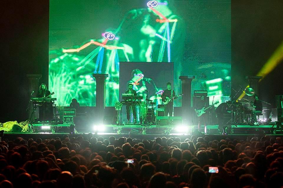 MGMT en el Bime Live 2018