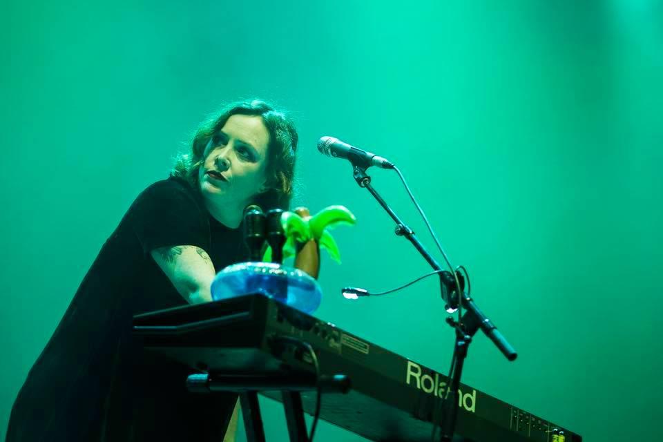 Slowdive en el Bime Live 2018
