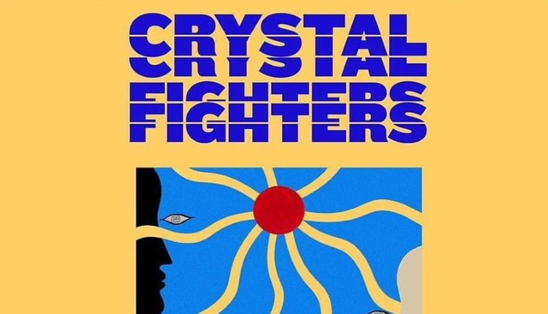 crystal fighters conciertos espana 2019