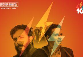 Cultura Inquieta 2019: confirmaciones, cartel y entradas