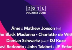 Festival DGTL Madrid 2018: cartel, horarios y entradas