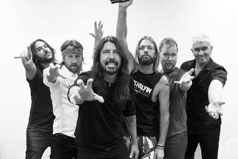 foo fighters 2019
