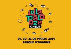 Lolla Chile 2019: cartel, bandas y entradas