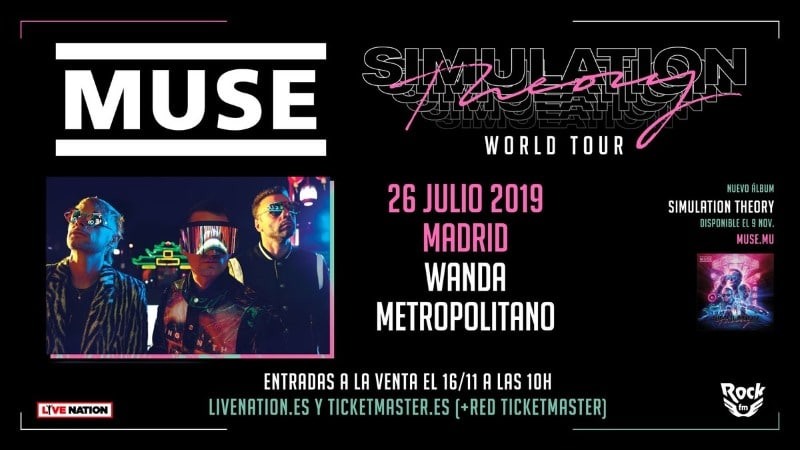 muse madrid 2019