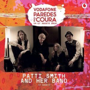 Patti Smith en el Paredes de Coura