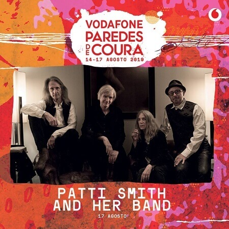 Patti Smith en el Paredes de Coura