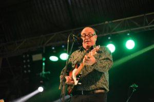 Paul Collins en el Purple Weekend 2018