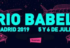 Festival Río Babel 2019: confirmaciones, cartel y entradas