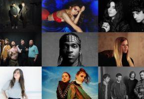 Los 50 mejores discos internacionales de 2018