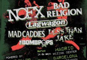 Punk in Drublic Festival España 2019: cartel, fechas y entradas