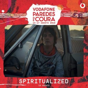 Spiritualized en el Paredes de Coura