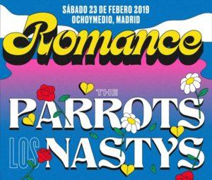 the parrots los nastys 2019