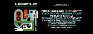 warm up festival 2019 cartel