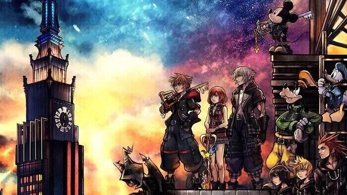 Kingdom Hearts 3 presenta su Banda Sonora