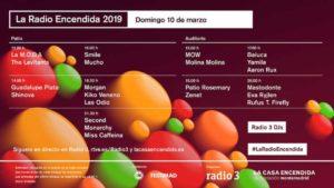 la radio encendida 2019