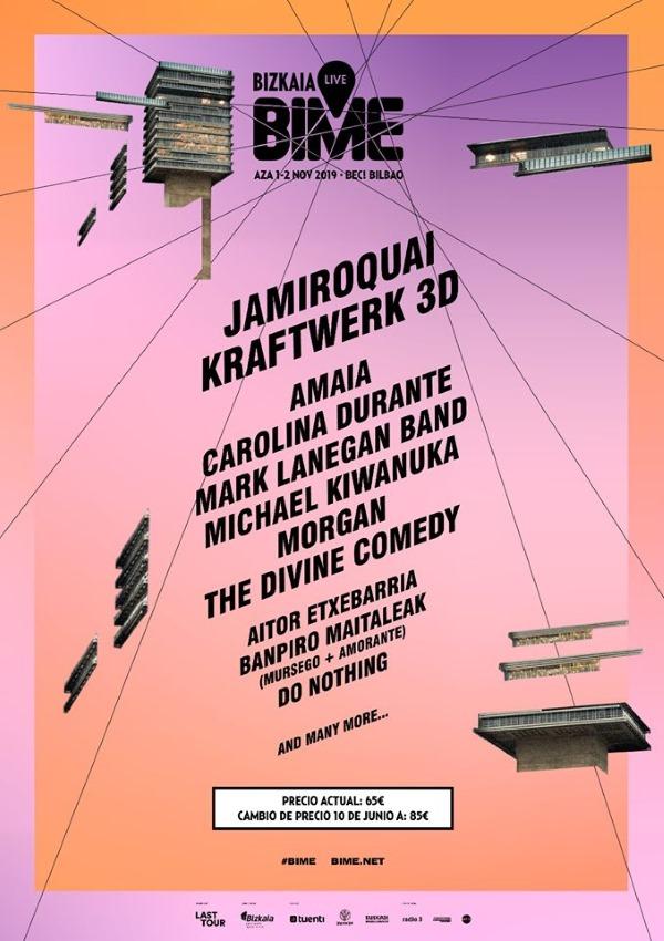 bime live 2019 cartel