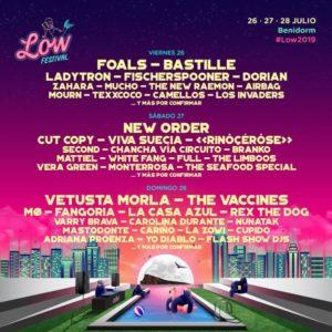 low festival 2019 cartel dias
