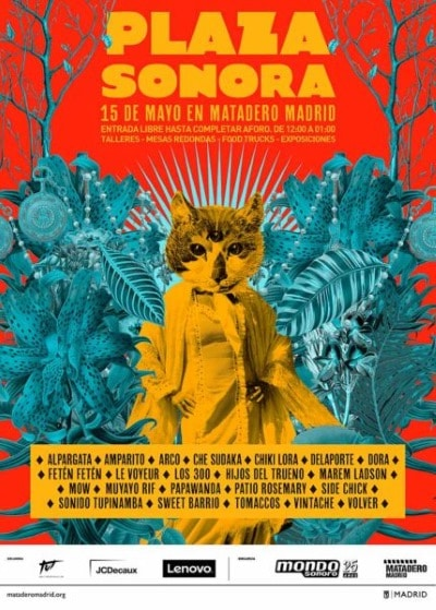 plaza sonora 2019 cartel