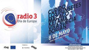 radio 3 dia de europa conciertos