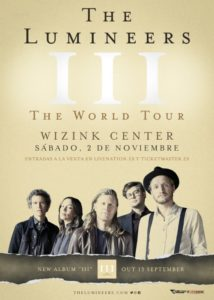 the lumineers concierto madrid