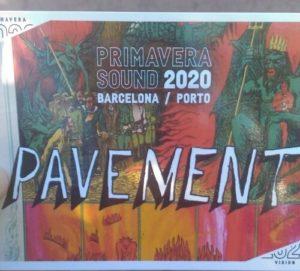 Pavement Primavera Sound 2020