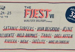 The Fiest 2019: cartel, horarios y entradas