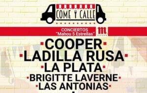 Cartel del Come y Calle León 2019