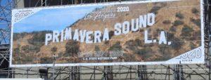 Primavera Sound Los Angeles 2020