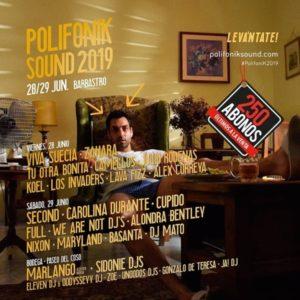 polifonik sound 2019 cartel