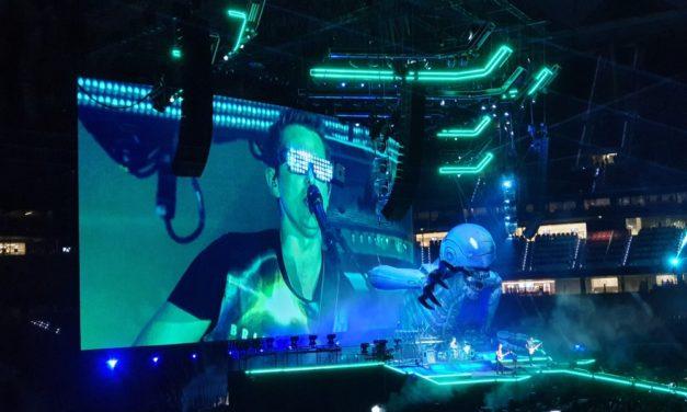 Crónica | Muse en Madrid (Wanda Metropolitano, 2019)