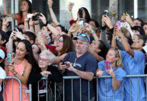 Sobre el uso del móvil en conciertos