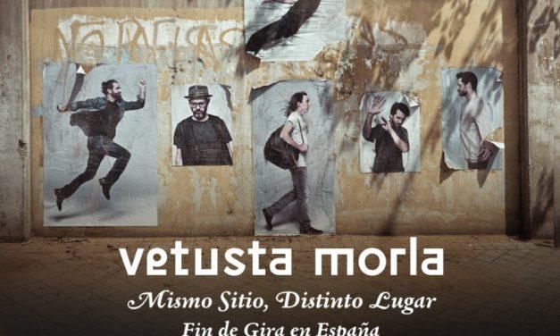 Vetusta Morla: concierto fin de gira en Madrid – 2019 – Entradas
