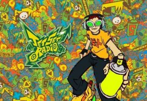 Jet Set Radio | Banda Sonora Original (Playlist)