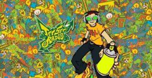 Jet Set Radio Banda Sonora