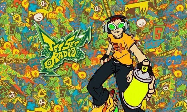 Jet Set Radio | Banda Sonora Original (Playlist)