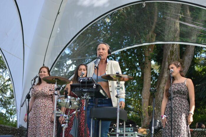 Mercedes Peón en el Festival Sinsal 2019