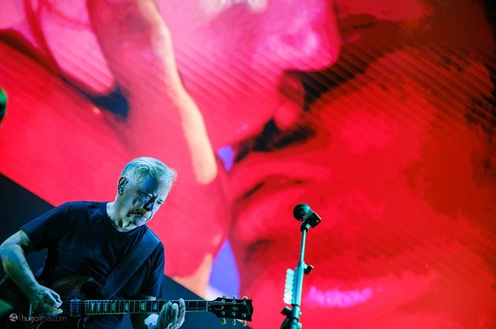 New Order en el Paredes de Coura 2019