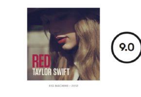 Pitchfork le da un 9 a Taylor Swift. ¿Por qué?