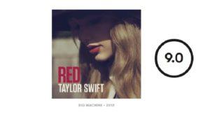 Taylor reseña en la Pitchfork con un 9