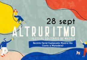 Festival AltruRitmo 2019 - Conciertos y horarios