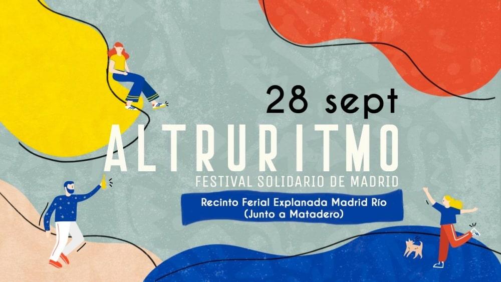 Festival AltruRitmo 2019 – Conciertos y horarios
