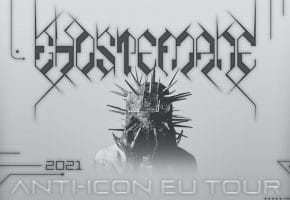 Conciertos de Ghostemane en Madrid y Barcelona - 2021 - Entradas