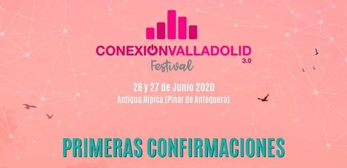 Conexión Valladolid 2020 | Confirmaciones, Cartel y Entradas