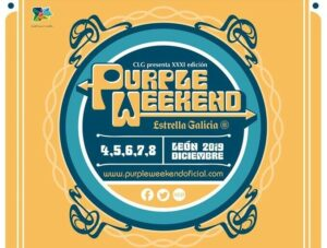 Purple Weekend en León 2019