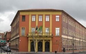 Teatro el Albeitar Universidad de León