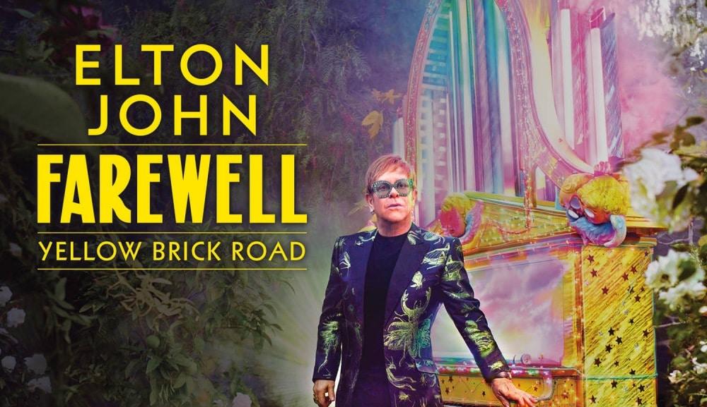 Conciertos de Elton John en Barcelona – 2021 – Entradas